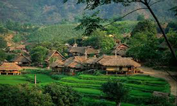 Mai Chau treeking 2 days 1 night.