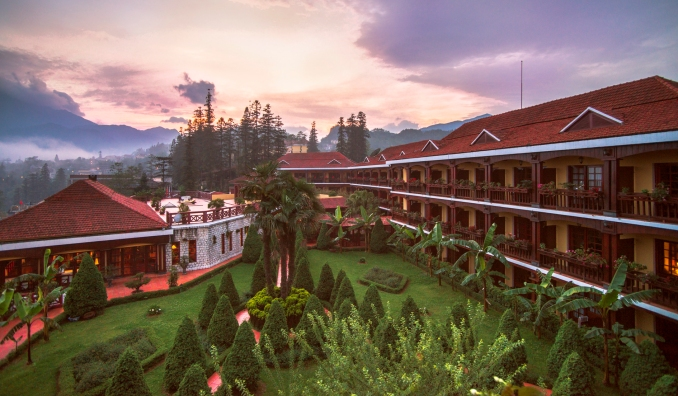 Hotels in Sapa